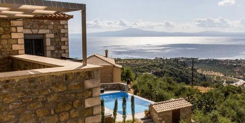Rentvilla - Vakantiehuis Peloponnessos